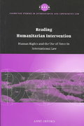 Reading Humanitarian Intervention 1st edition 9780521047661 0521047668