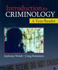 Introduction to Criminology 0 9781412956833 1412956838