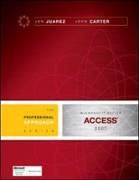 Microsoft Office Access 2007 0th edition 9780073341552 007334155X