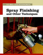 Spray Finishing and Other Techniques 0 9781561588299 1561588296