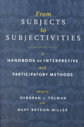 From Subjects to Subjectivities 1st Edition 9780814782590 0814782590