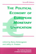 The Political Economy Of European Monetary Unification 2nd edition 9780813397610 0813397618
