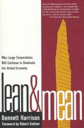 Lean and Mean 2nd edition 9781572302525 1572302526