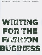 Writing for the Fashion Business 1st Edition 9781563674396 1563674394