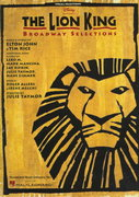 Disney Presents the Lion King 0 9780793591947 0793591945