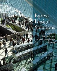 Egress Design Solutions 1st edition 9780471719564 0471719560