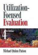 Utilization-Focused Evaluation 4th edition 9781412958615 141295861X