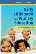 Early Childhood and Primary Education 1st edition 9780335236565 0335236561
