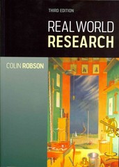 Real World Research 3rd edition 9781405182409 1405182407