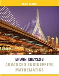 Advanced Engineering Mathematics 10th edition 9780470458365 0470458364