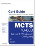 MCTS 70-680 Cert Guide 1st Edition 9780789747075 0789747073