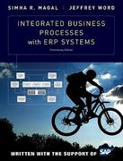 Integrated Business Processes with ERP Systems, Preliminary Edition 0 9780470884249 047088424X
