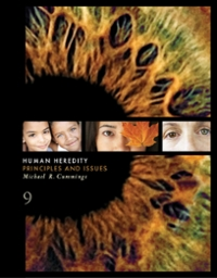 Human Heredity 9th edition 9780538498821 053849882X