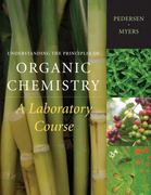 Understanding the Principles of Organic Chemistry 1st edition 9781111428167 1111428166
