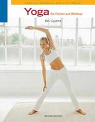 Yoga for Fitness and Wellness 2nd Edition 9780840048110 0840048114