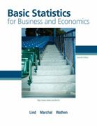 Loose-leaf Version Basic Statistics for Business & Economics 7th edition 9780077404703 007740470X