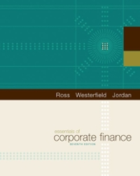 Loose-leaf Essentials of Corporate Finance 7th Edition 9780077405335 0077405331