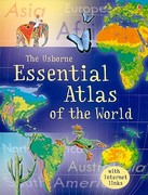 Essential Atlas of the World 0 9780794527891 0794527892
