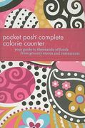 Pocket Posh Complete Calorie Counter 1st edition 9781449401504 1449401503