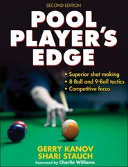 Pool Player's Edge 2nd edition 9780736087254 0736087257