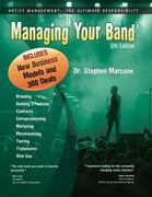 Managing Your Band 5th Edition 9780965125062 0965125068