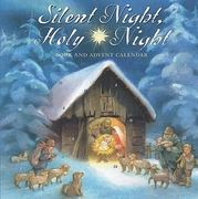 Silent Night, Holy Night Book and Advent Calendar 0 9780735823129 073582312X