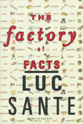 The Factory of Facts 0 9780679424109 0679424105