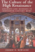 The Culture of the High Renaissance 0 9780521794411 0521794412