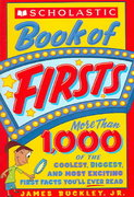 Scholastic Book of Firsts 0 9780439676076 043967607X