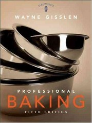 Professional Baking 5th Edition 9780471783480 047178348X