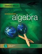 Introductory Algebra 3rd edition 9780077224783 0077224787