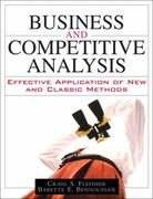 Business and Competitive Analysis 1st edition 9780132161589 0132161583