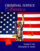 Criminal Justice in America 1st edition 9780534244200 0534244203