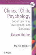Clinical Child Psychology 2nd edition 9780471967798 0471967793