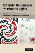 Ethnicity, Nationalism and Minority Rights 0 9780521842297 0521842298
