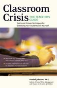 Classroom Crisis 2nd Edition 9780897934329 0897934326