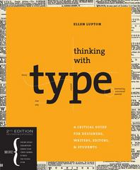 Thinking with Type 2nd edition 9781568989693 1568989695