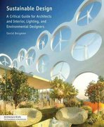 Sustainable Design 1st Edition 9781568989419 1568989415