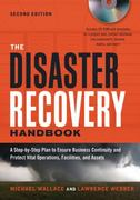 The Disaster Recovery Handbook 2nd edition 9780814416136 0814416136