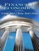 Financial Economics 2nd edition 9780131856158 0131856154