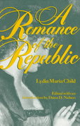 A Romance of the Republic 0 9780813109282 0813109280