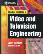 Standard Handbook of Video and Television Engineering 3rd edition 9780070696273 0070696276
