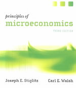 Principles of Microeconomics 3rd edition 9780393975208 0393975207