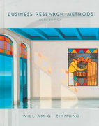 Business Research Methods 6th edition 9780030258176 0030258170