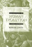 Principles of Human Evolution: A Core Textbook 1st Edition 9780865425422 0865425426