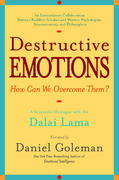 Destructive Emotions 1st Edition 9780553381054 0553381059