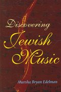 Discovering Jewish Music 0 9780827608573 0827608578