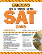 Barron's How to Prepare for the SAT 23rd edition 9780764179341 0764179349