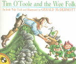 Tim O'Toole and the Wee Folk 0 9780140506754 0140506756