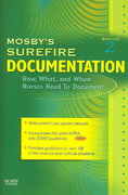 Mosby's Surefire Documentation 2nd Edition 9780323034340 0323034349